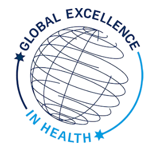 Global Excellence logo English