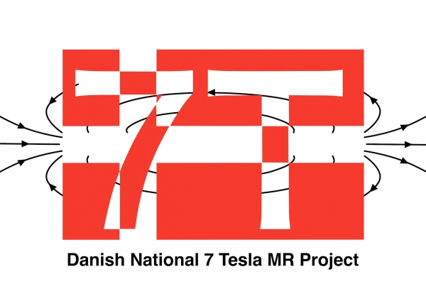 The strongest Danish MR scanner, operating at 7T magnetic field strength, was inaugurated February 24th 2015