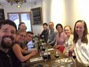 DRCMR researchers at ISMRM 2018